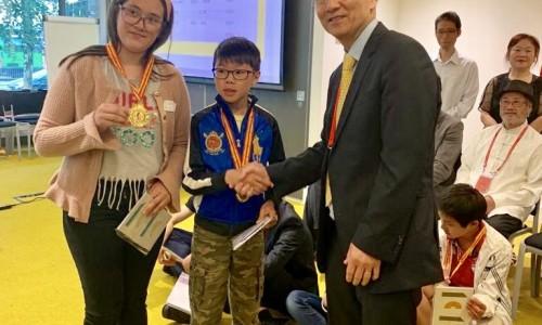 Chinese Idiom Competition June 2019